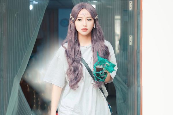 程潇紫发是怎么回事-程潇紫发详情介绍