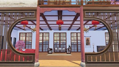 明日之后新中式家具一览