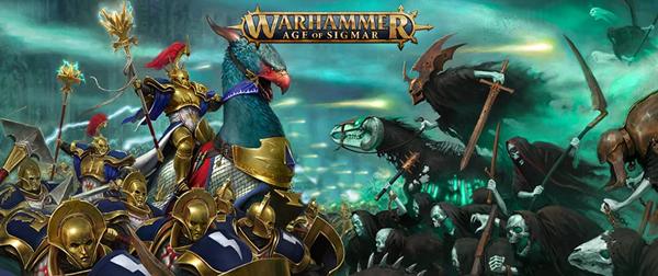 WARHAMMER战锤模型公司GAMES WORKSHOP确认参展2019CAWAE!