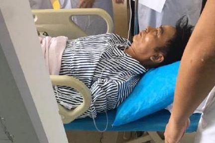 任达华已经完成腹部刀伤的手术,刀伤轻微触及内脏
