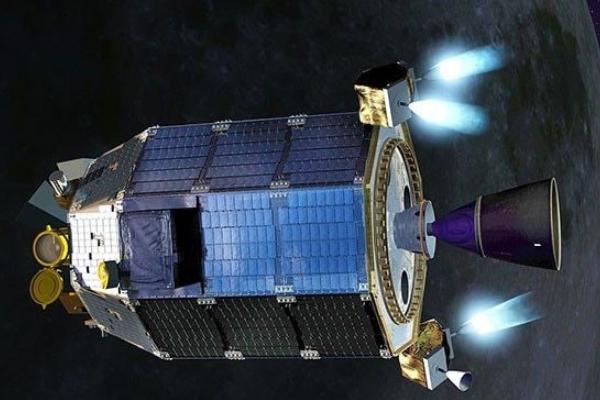 """印度发射月船2号:印度成功发射""""月船2号""""月球探测器"""