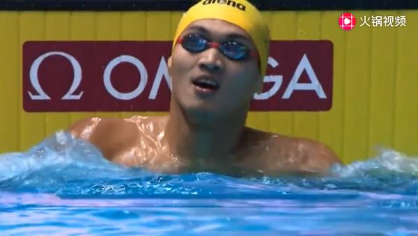 徐嘉余100米仰泳夺冠是怎么回事-徐嘉余100米仰泳夺冠详情介绍