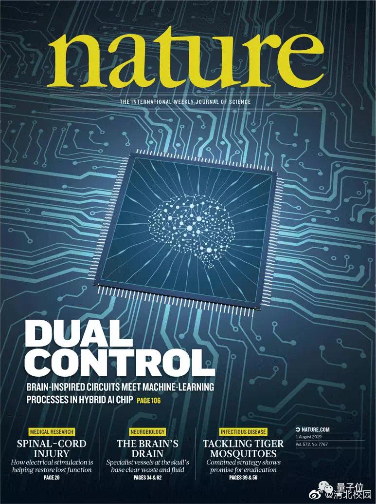 中国芯片登Nature是怎么回事-中国芯片登Nature详情介绍