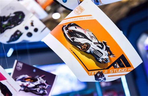 多元赛车文化的内延与外展,QQ飞车手游携腾讯TGC探索更大世界!