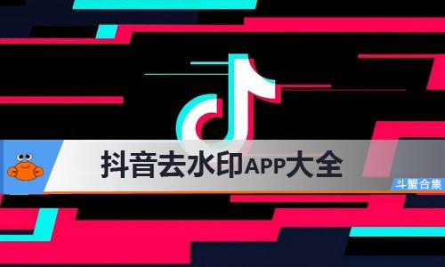 抖音去水印app