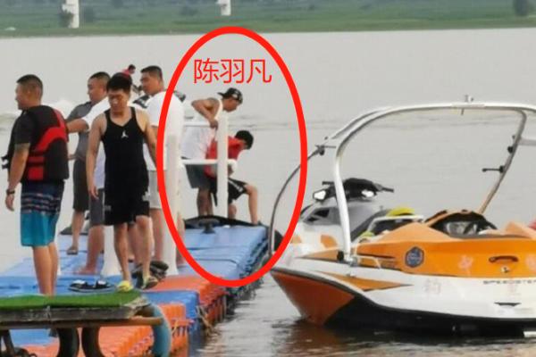 陈羽凡带儿子出游是怎么回事-陈羽凡带儿子出游详情介绍