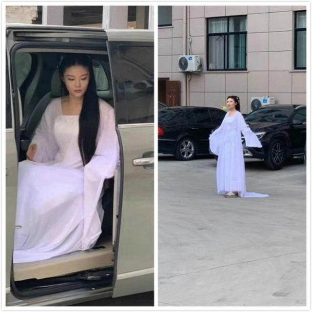 徐冬冬被曝演小龙女,本人辟谣:不是神雕侠侣,是其他古装网剧
