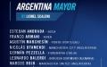 阿根廷大名单公布:梅西停赛迪巴拉领衔,7名新人入选