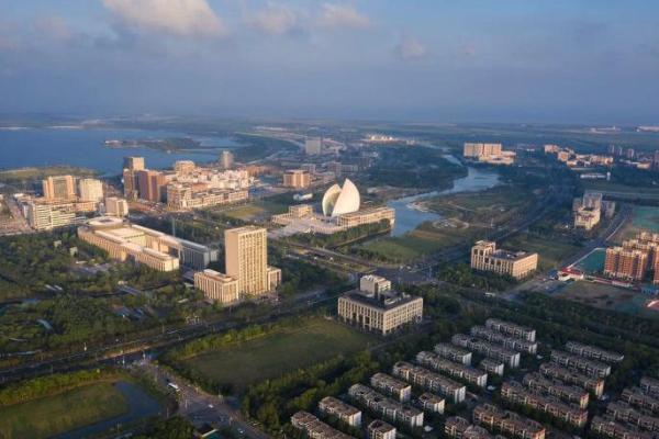 临港新片区今日揭牌,上海面向未来发展重要战略空间正式打开