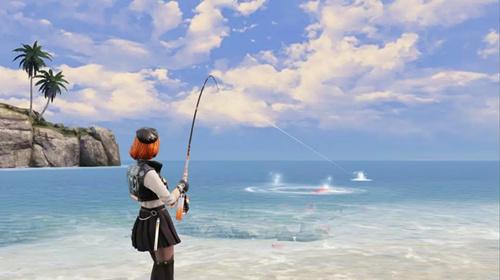 明日之后精致玻纤鱼竿制作攻略