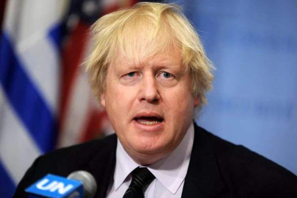 首相女友赴美被拒:英国首相约翰逊女友赴美被拒签