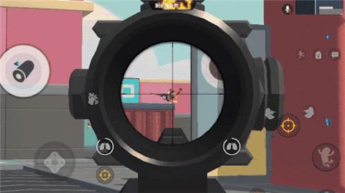 香肠派对狙击模式玩法介绍