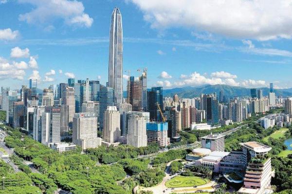 深圳经济特区建立迎来39周年:坚守初心使命