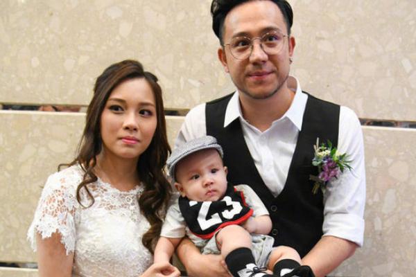 张致恒签字结婚,称会对妻子和宝宝一心一意