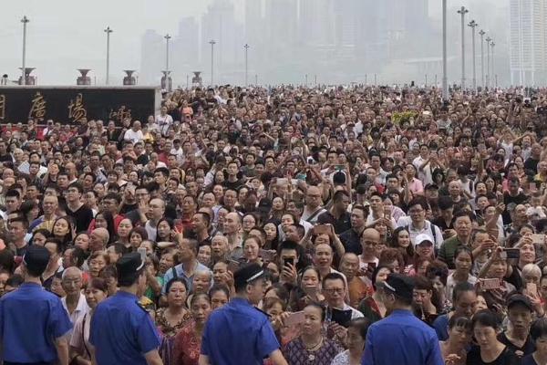 重庆来福士开业是怎么回事-重庆来福士开业详情介绍