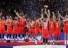 2019国际篮联篮球天下杯决赛西班牙夺冠!
