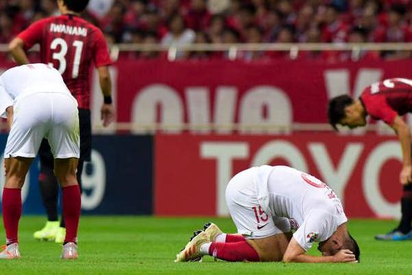 上海上港总比分3-3浦和,因客场进球劣势无缘亚冠4强