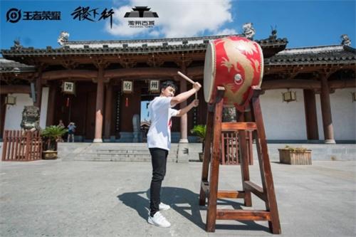 《荣耀路人王》探索徽派文化,《王者荣耀》传承东方文化