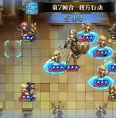 梦幻模拟战70级神殿瓦尔基里低配通关攻略