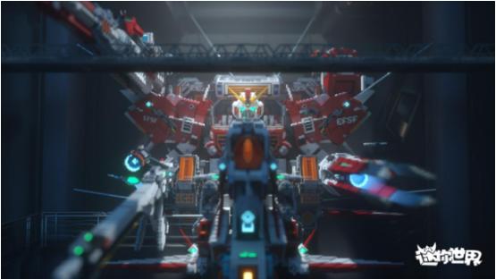 《迷你世界》玩家畅想太空之旅,花样作品创意无限