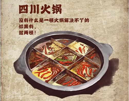明日之后中四川火鍋的制作配方介紹