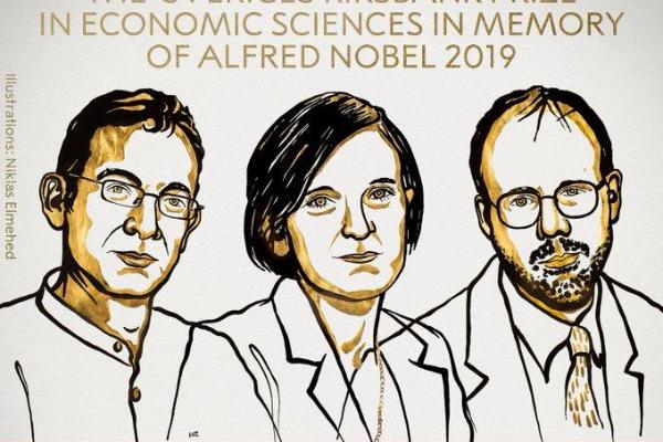 2019年诺贝尔经济学奖得主揭晓:3位经济学家获奖