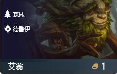 LOL云顶之弈森林英雄介绍