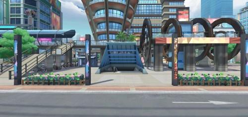 个性战斗+城市探索!?3D动作手游《我的英雄学院:最强英雄》新情报解禁!