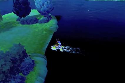寶可夢劍盾騎自行車下水攻略