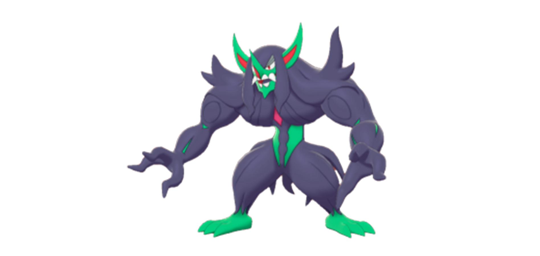 宝可梦剑盾长毛巨魔配招及性格介绍