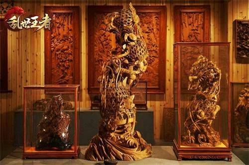 《荣耀史册》非遗收官之作:木雕艺术致敬本纪篇巅峰玩家