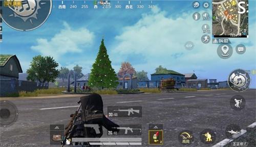 和平精英新版本来袭,极寒圣诞齐上线