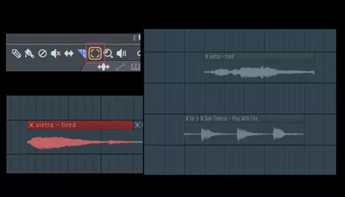 利用FL Studio进行音乐合并方法