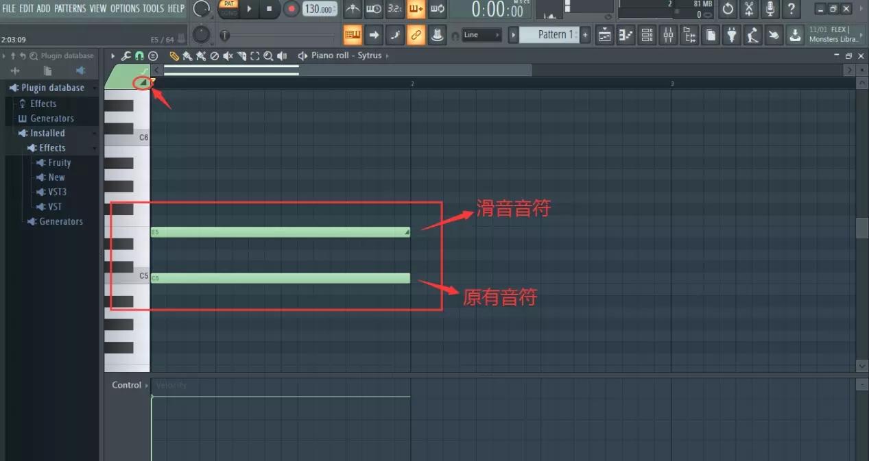 用FL Studio做电音方法