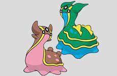 寶可夢劍盾海兔獸圖鑒一覽