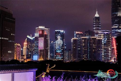 《剑网3:指尖江湖》点亮上海外滩 豫园盛会圆满落幕!