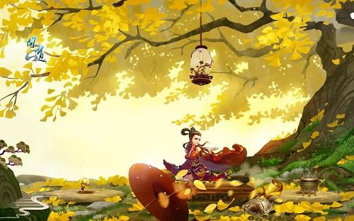 """《问道》隆冬节活动之""""栉风沐雨"""" 富甲天下从此开始"""