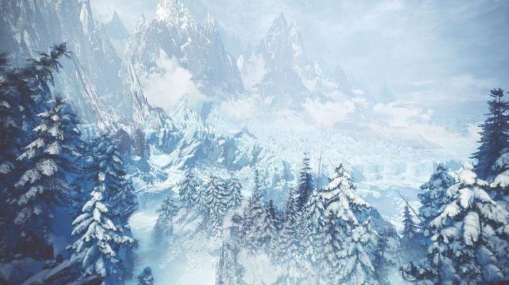 怪物猎人天下冰原DLC轻弩新增还击龙弹先容