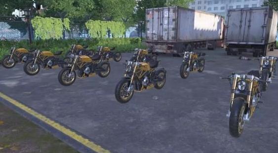 明日之后莱文市城市摩托车操作攻略