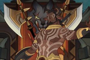 劍與遠征蠻血部族高魯斯技能屬性介紹