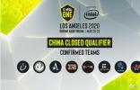 洛杉磯Major中國區公開賽首日戰罷,16支戰隊明日爭奪晉級資格!
