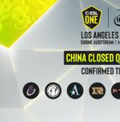 洛杉矶Major中国区公开赛结束,Astralis、Blaze携手晋级!