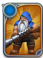 劍與家園矮人族矮人狙擊手技能屬性詳解攻略