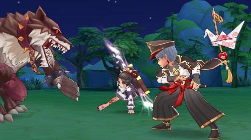 仙境传说RO手游全新樱花季时装上线,探寻樱花与刀剑的故事!