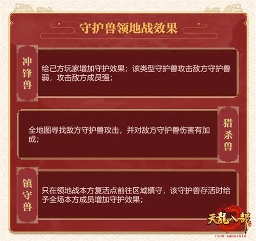 """《天龙八部手游》新版本来袭 决战""""五圣""""宗派技能登场"""