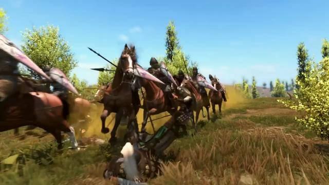 骑马与砍杀2骑兵流战场操作介绍