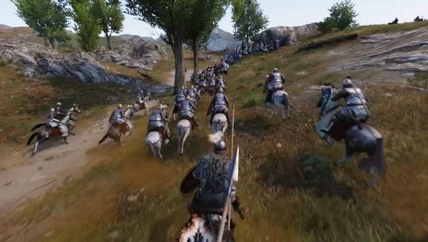 骑马与砍杀2可冲锋长柄武器锻造所需条件介绍
