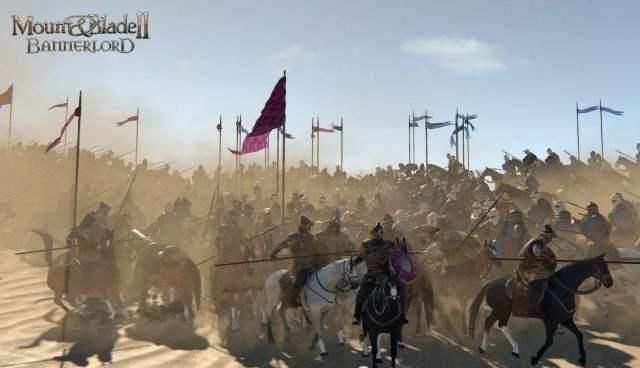 骑马与砍杀2弓骑兵指挥技巧心得一览