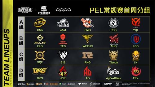 《和平精英》PEL季前定位赛圆满落幕,常规赛一触即发!