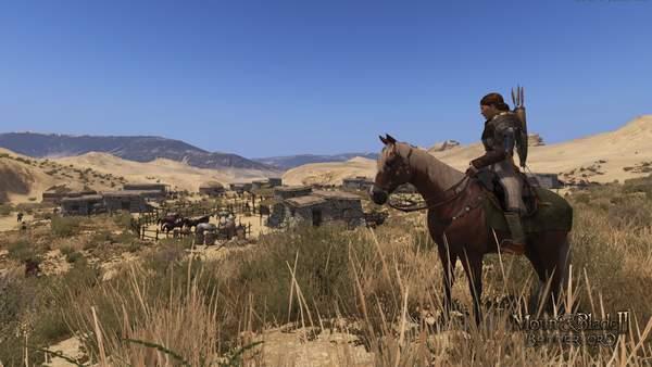 骑马与砍杀2河川地形战术阵型操作介绍